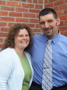 Apprehended Youth Leaders - Shelby & Mike Foltz