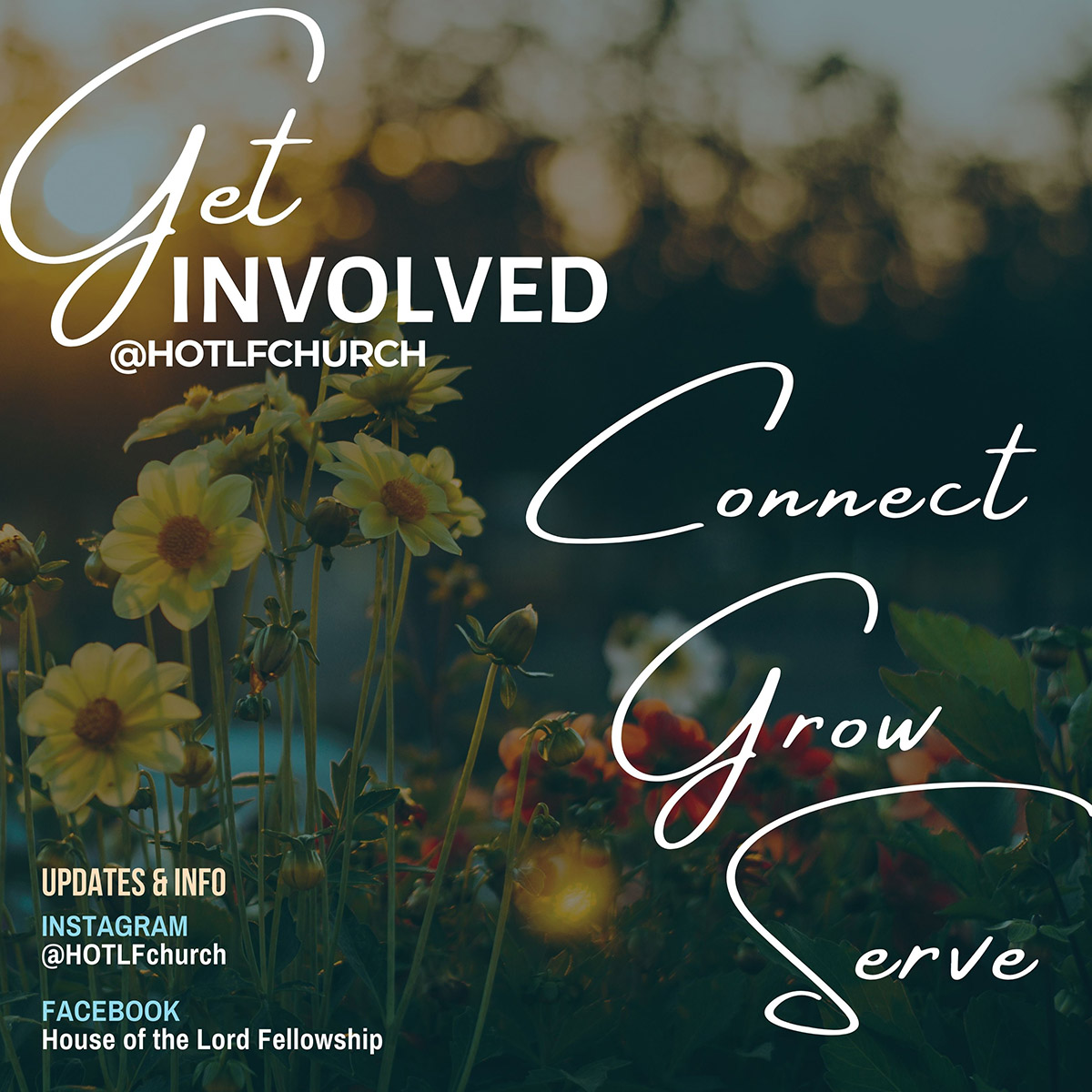 Sunday Service at House of the Lord Fellowship